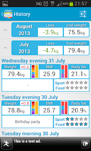 My Weight Tracker BMI For Pc – Download On Windows And Mac [latest Version] 5