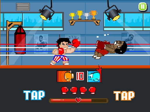 Boxing Fighter ; Arcade Game 13 screenshots 1