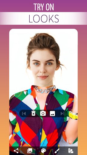 Dressika: fitting room & seasonal color analysis 1.2.4 Screenshots 1