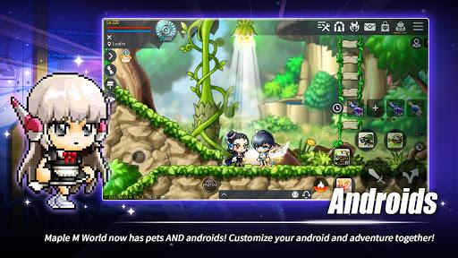 MapleStory M - Open World MMORPG 1.6100.2430 screenshots 10