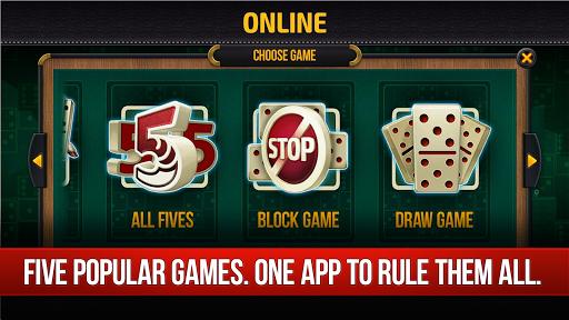 Domino - Dominoes online. Play free Dominos! 2.10.0 screenshots 2