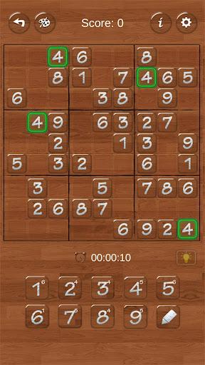 Sudoku : Endless free game goodtube screenshots 2