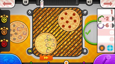 Papa's Pizzeria To Go! screenshot thumbnail