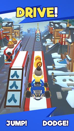 CKN Car Hero Run  screenshots 1