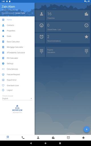 Deal Workflow CRM - Real Estate Agents App & Tools 5.9.4 Screenshots 16