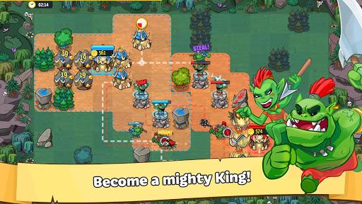 Like a King RTS: 1v1 Strategy screenshots 4