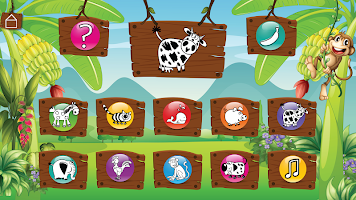 Educational games for baby's and parents