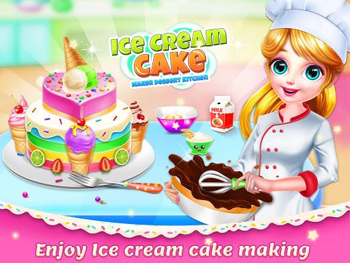 Ice Cream Cake Maker: Dessert Chef  Screenshots 6