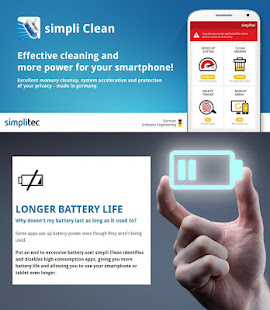 simpli Clean Mobile  - BOOSTER & CLEANER