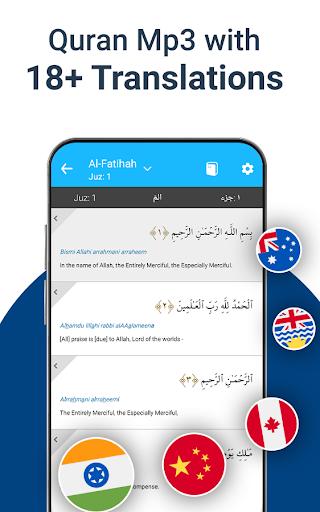 Qibla Connectu00ae Find Direction- Prayer, Azan, Quran 7.7 Screenshots 15