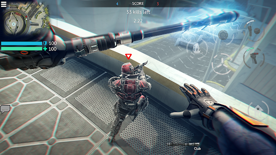 Infinity Ops: Online FPS Cyberpunk Shooter 1.11.0 Screenshots 6