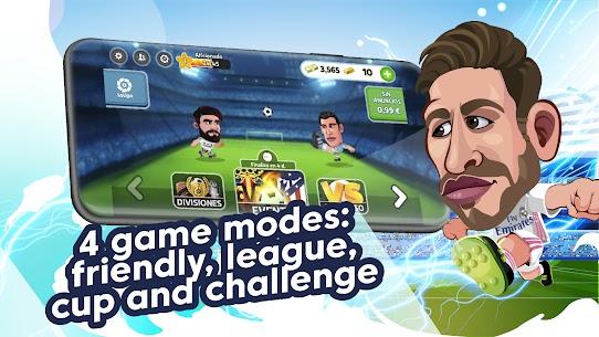 Head Football LaLiga 2021 – Skills Soccer Games 4