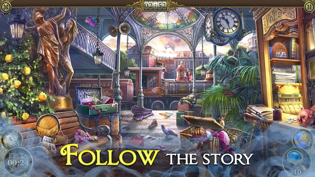 Hidden City: Hidden Object Adventure  poster 8