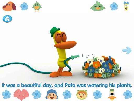 Pocoyo meets Nina - Storybook screenshots 14