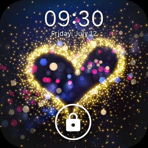 Color Lock Screen - Live Lock Screen