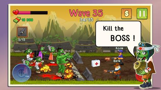 Two guys & Zombies (bluetooth game)  screenshots 4