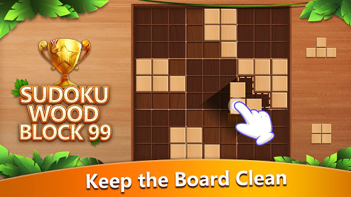 Sudoku Wood Block 99 screenshots 6