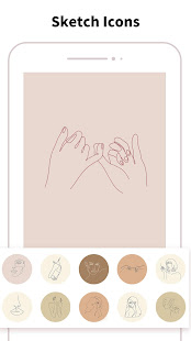 Highlight Cover & Logo Maker for Instagram Story screenshots 6