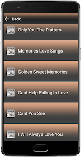 Best Love Songs MP3 1.2 Unlocked MOD APK Android 3
