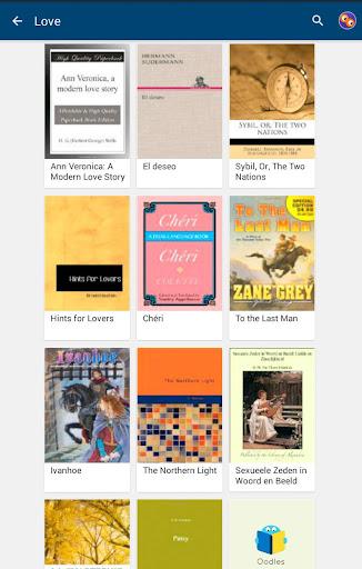50000 Free eBooks & Free AudioBooks 5.40 Screenshots 11