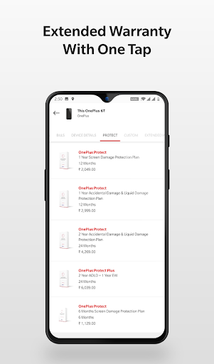 OnePlus Care 4.6.0 Screenshots 4