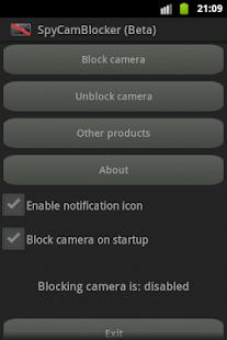 SpyCamBlocker Free (beta)