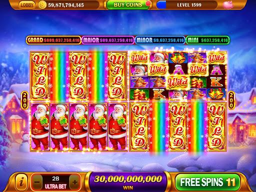 Golden Casino: Free Slot Machines & Casino Games  screenshots 9