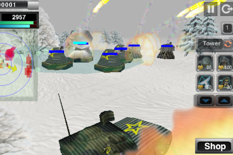 Alien Invasion 3D – Tank Online Hack Android & iOS 5