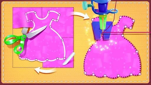 📏✂️Royal Tailor Shop - Prince & Princess Boutique screenshots 2