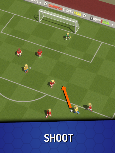 ud83cudfc6 Champion Soccer Star: League & Cup Soccer Game 0.81 Screenshots 2