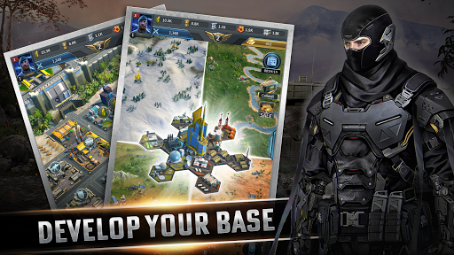 Instant War - Real-time MMO strategy game screenshots 4
