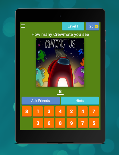 Quiz Among Us 8.8.3z screenshots 3