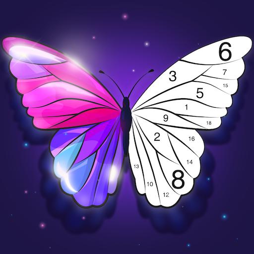 Tap Color Lite - Jogo grátis Pintar por Número