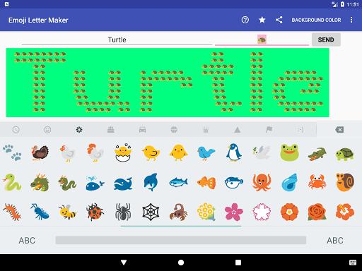 Emoji Letter Maker ud83dude0d 3.0 Screenshots 11
