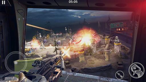 Left to Survive: Dead Zombie Survival PvP Shooter screenshots 4