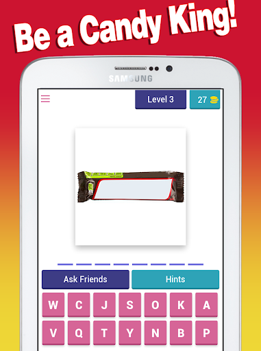 Candy Quiz - Guess Sweets, chocolates and candies 8.8.3z screenshots 12