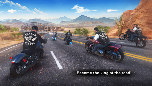 Outlaw Riders: War of Bikers apkdebit screenshots 1