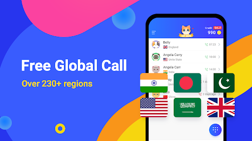 TouchCall - Free Call Global Families and Friends  screenshots 1