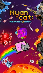 Nyan Cat: The Space Journey Mod Apk 1.05 (A Lot of Gold Coins) 6