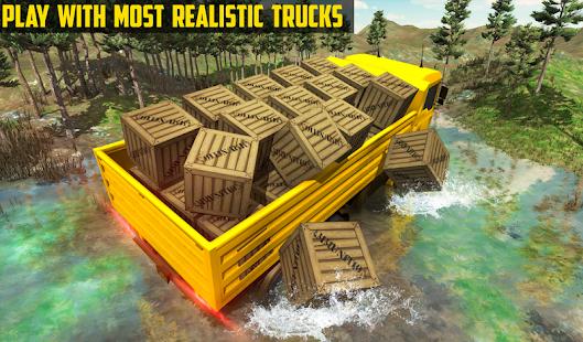 Offroad Driver Cargo Trucker screenshots 5