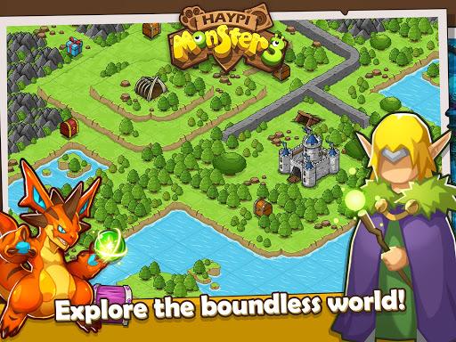 Haypi Monster 3 2.0.33 screenshots 7