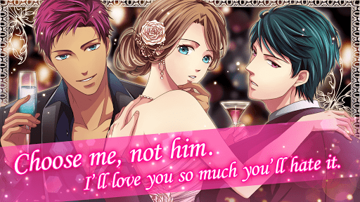 Love Tangle #Shall we date Otome Anime Dating Game 2.0.0 screenshots 15