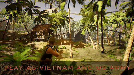 Red Storm : Vietnam War - Third Person Shooter 1.09 screenshots 1