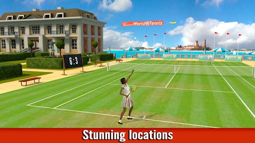 World of Tennis: Roaring u201920s u2014 online sports game  screenshots 4