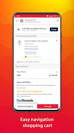 MedPlus Mart - Online Pharmacy apktram screenshots 5