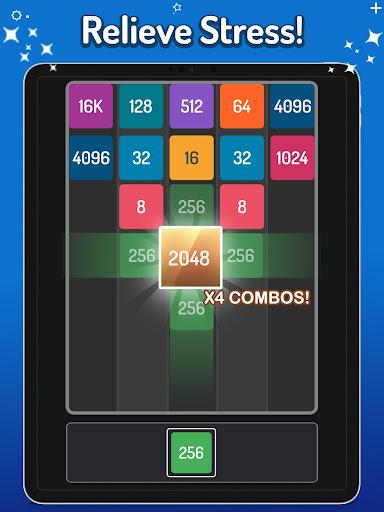 Merge Numbers 2048 1.3.7 screenshots 13