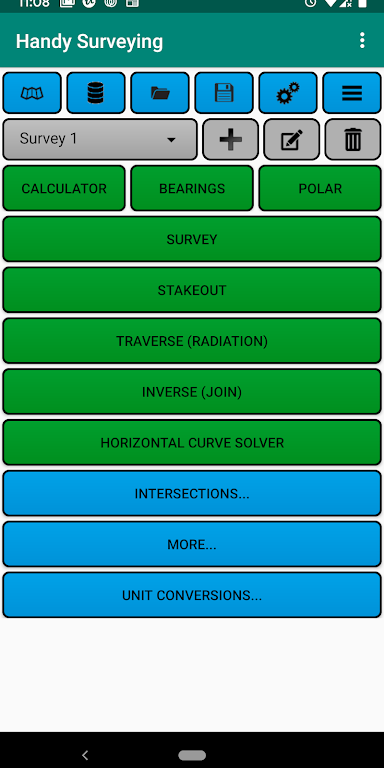 Handy Surveying  poster 0