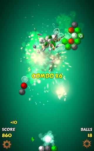 Magnet Balls 2 Free: Match-Three Physics Puzzle  screenshots 11