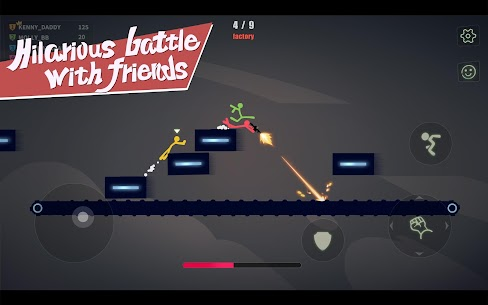Baixar Stick Fight Mod Apk 4