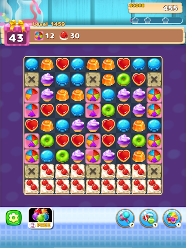 Sugar POP - Sweet Match 3 Puzzle 1.4.4 screenshots 22